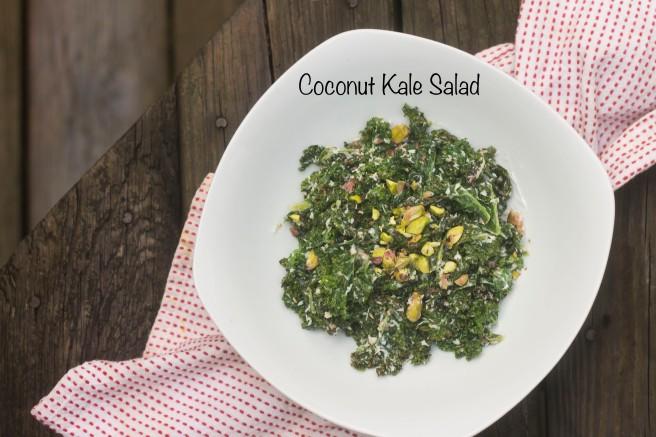 Kale top