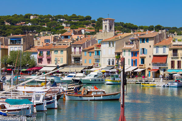 cassis town  (1 of 1)