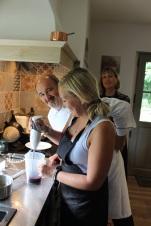 katie cooking class