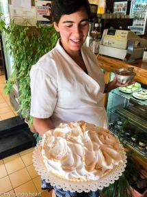 Owner and baker at El Tranador